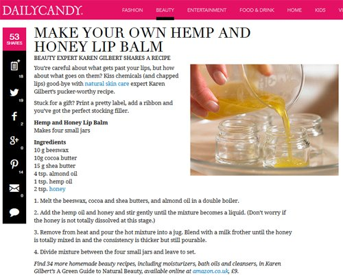 Make Your Own Lip Balmauty-by-Karen-Gilbert