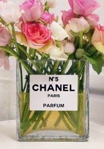 Chanel No.5 Vase